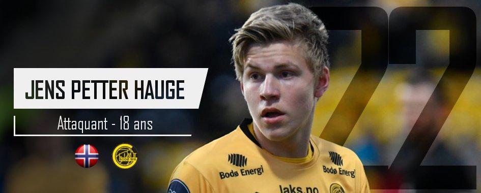 22- Jens Petter Hauge – Nordisk Football™